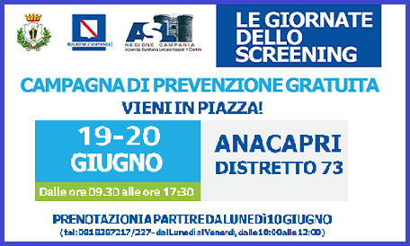 screening anacapri