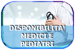 Disponibilità Medici e Pediatri